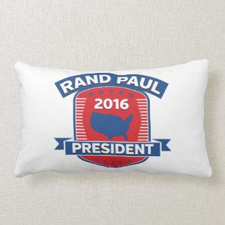 Rand Paul 2016 Lumbar Pillow