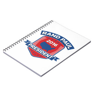 Rand Paul 2016 Notebook