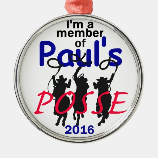 Rand Paul 2016 Ornamente De Reyes