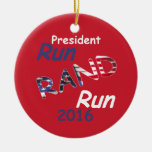 Rand Paul 2016 Ornamento De Reyes Magos