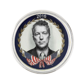 Rand Paul 2016 Pin