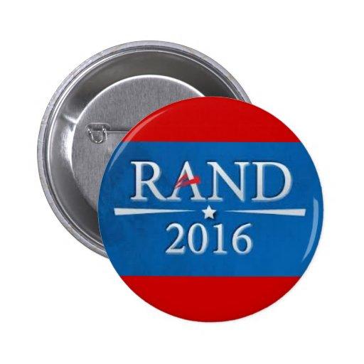 Rand Paul 2016 Pins