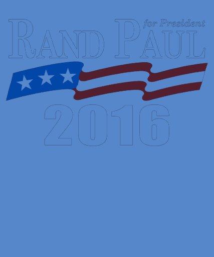 Rand Paul 2016 Camiseta