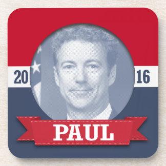 Rand Paul 2016 Posavasos De Bebida