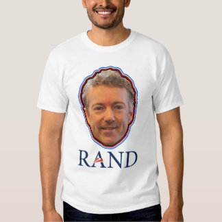 Rand Paul 2016 President Senator Constitution Tee Shirt