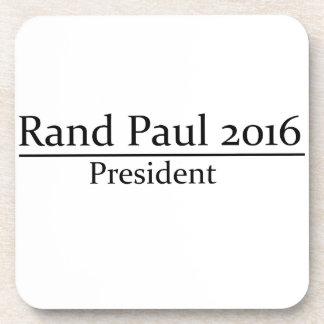 Rand Paul 2016 President Simple Design Beverage Coaster