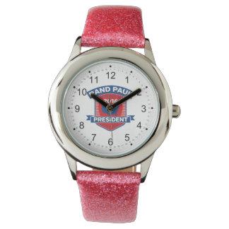 Rand Paul 2016 Reloj De Mano
