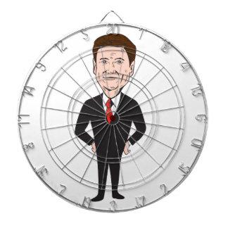 Rand Paul 2016 Republican Candidate Dartboard With Darts