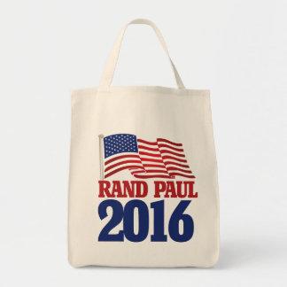Rand Paul 2016 republican Tote Bag