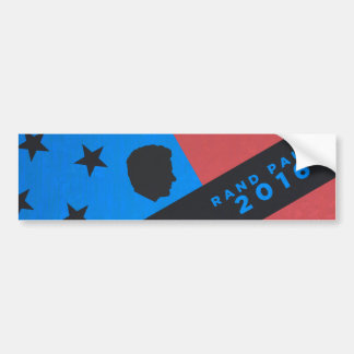 Rand Paul 2016 Stand With Rand Bumper Sticker