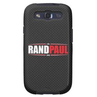 Rand Paul 2016 (Stars & Stripes - Black) Galaxy S3 Cover