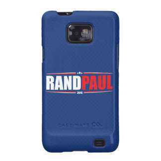 Rand Paul 2016 (Stars & Stripes - Blue) Galaxy S2 Cases