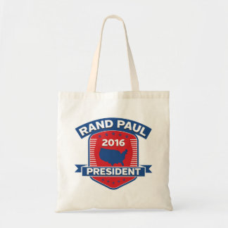 Rand Paul 2016 Tote Bag