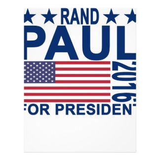 Rand Paul 2016 Tshirts.png Letterhead