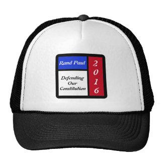 Rand Paul Constitution 2016 Hat