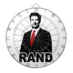 Rand Paul Dart Board