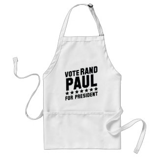 Rand Paul del voto Delantal