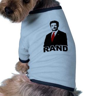 Rand Paul Dog Shirt