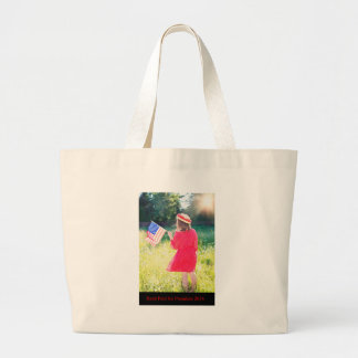 Rand Paul for President 2016 Large Tote Bag