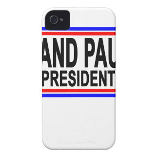 RAND PAUL FOR PRESIDENT 2016.png iPhone 4 Case