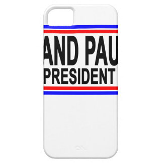 RAND PAUL FOR PRESIDENT 2016.png iPhone SE/5/5s Case