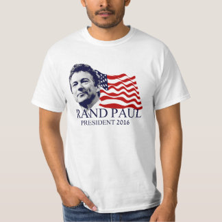 Rand Paul for President 2016 Tee Shirt