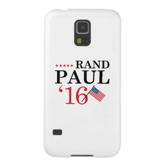Rand Paul For President Galaxy S5 Case