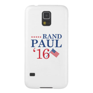 Rand Paul For President Galaxy S5 Cover