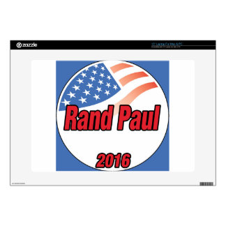 Rand Paul for President in 2016 Laptop Decal