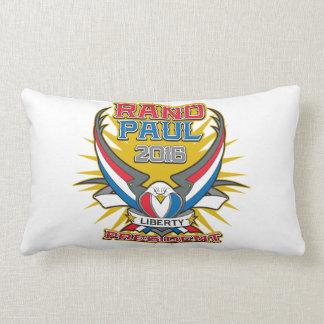 Rand Paul for President Lumbar Pillow