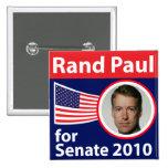 Rand Paul for Senate 2010 Button