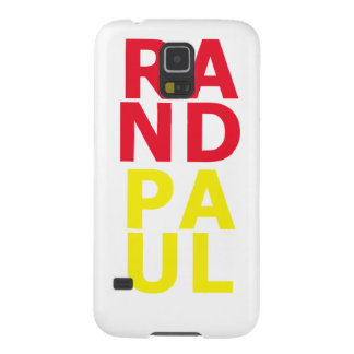 Rand Paul Galaxy Nexus Cases