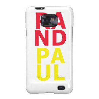 Rand Paul Galaxy S2 Cases