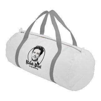 Rand Paul is my Homeboy Gym Duffle Bag