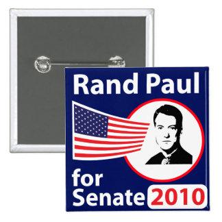 Rand Paul para el botón del senado 2010