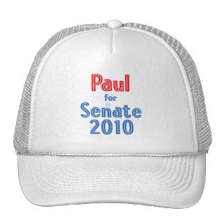 Rand Paul para el diseño de la estrella del senado Gorro