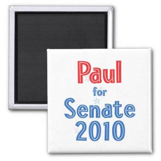 Rand Paul para el diseño de la estrella del senado Imán Cuadrado