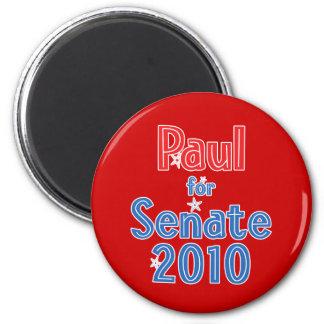 Rand Paul para el diseño de la estrella del senado Imán Redondo 5 Cm