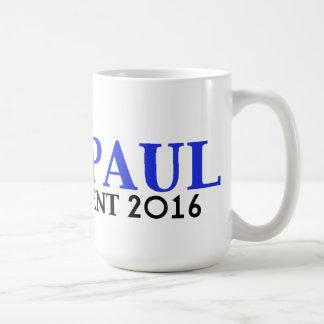 Rand Paul para la taza del presidente 2016