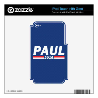 Rand Paul, Paul 2016 iPod Touch 4G Decal