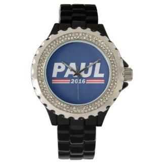 Rand Paul, Paul 2016 Relojes De Pulsera