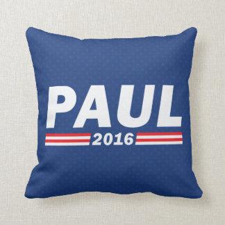 Rand Paul, Paul 2016 Throw Pillow