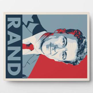 Rand Paul Plaque