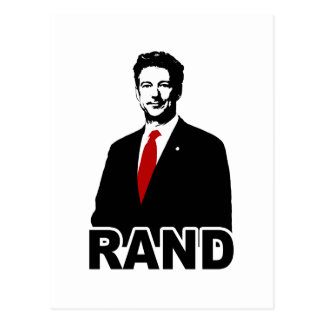 Rand Paul Postcard