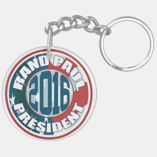 Rand Paul President 2016 Keychain