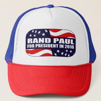 Rand Paul President 2016 Trucker Hat