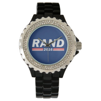 Rand Paul, rand 2016 Reloj De Mano