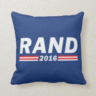 Rand Paul, Rand 2016 Throw Pillow