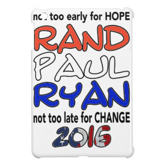 Rand Paul Ryan 2016 Presidential Election Case For The iPad Mini