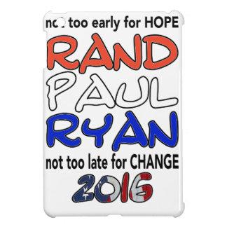 Rand Paul Ryan 2016 Presidential Election Case For The iPad Mini